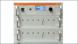 AR Solid State Microwave Pulsed Amplifier