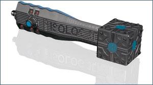 IsoLOG 3D Mobile Antenna (9kHz to 6GHz)