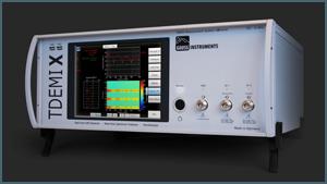 TDEMI eXtreme test receiver