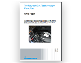 White Paper: The Future of EMC Test Laboratory