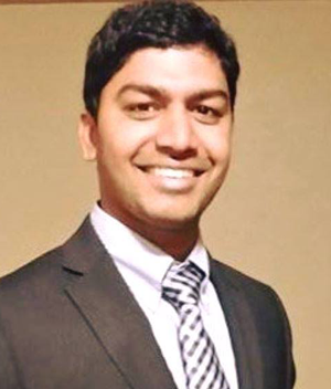 Sangam Baligar, Applications Engineer