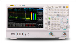 EMI Mode for RSA Real-time Spectrum Analyzers