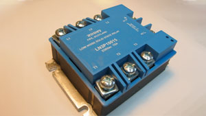 Low Noise Solid State Relay